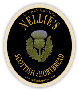 Nellies Scottish Shortbread Logo