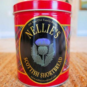 Nellie's Shortbread - Read Tin